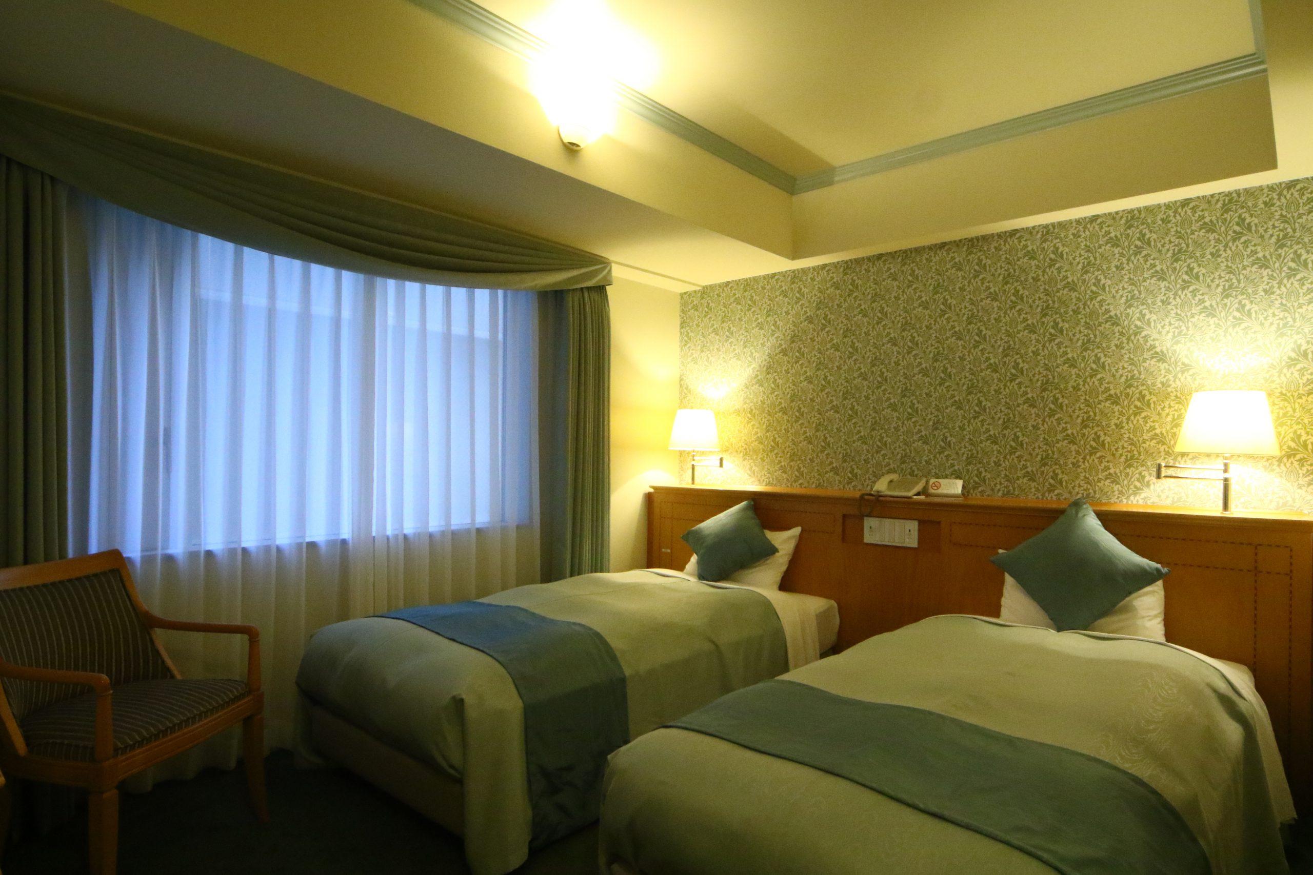 コンフォートツイン|札幌クラッセホテル